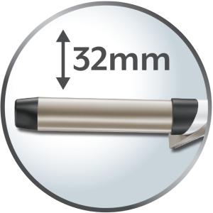 32mm Barrel with Anti-Slip Coating