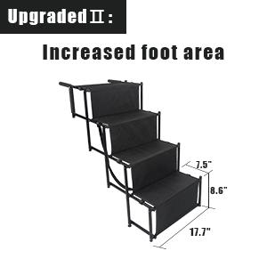 maxpama 4-steps black