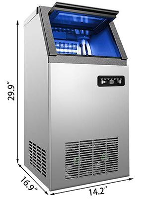 machine à glaçons commerciale