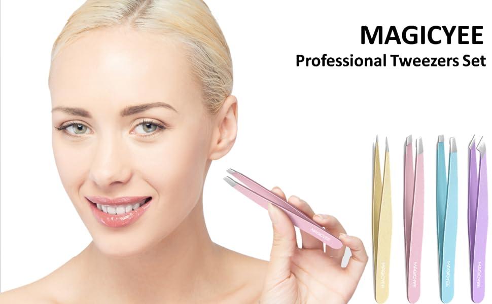 macaroon tweezers set