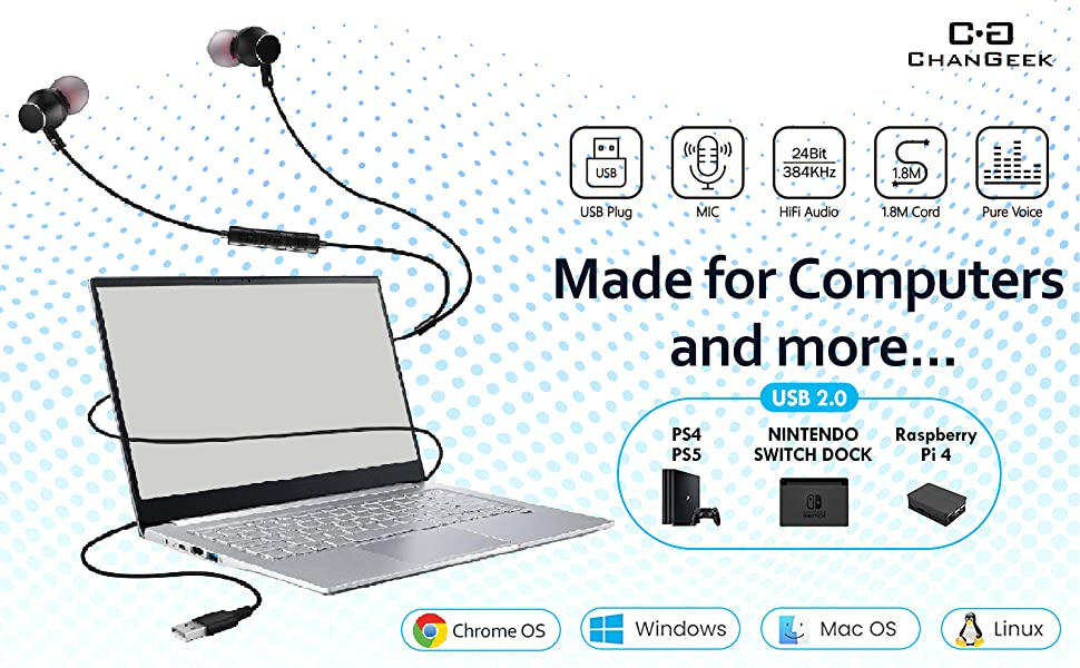 Made for Computers and more