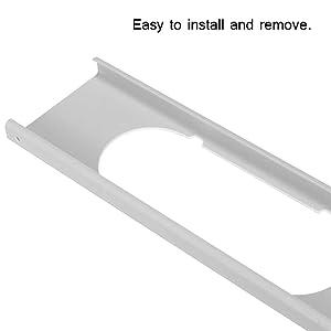 portable air conditioner hose kit air conditioner window kit portable air conditioner window vent