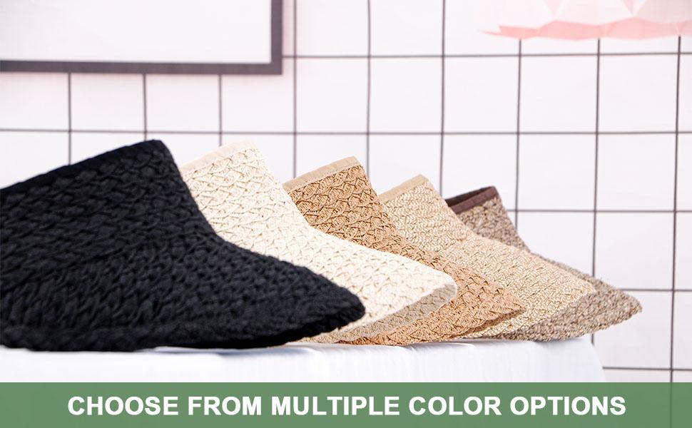 beige visors for women