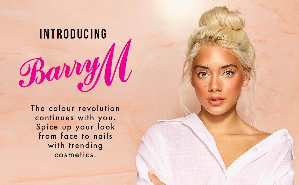 Barry M Cosmetics