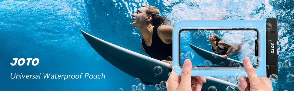 Universal Waterproof Case Cellphone Dry Bag Pouch