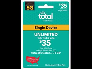 total wireless unlimited 35 plan