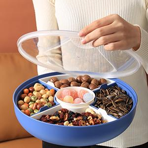 Snack tray display