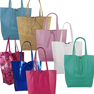 shopper in vielen Farben