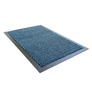 Low maintenance easy clean door mat
