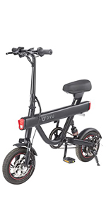 DYU V1 Smart Bike-Black
