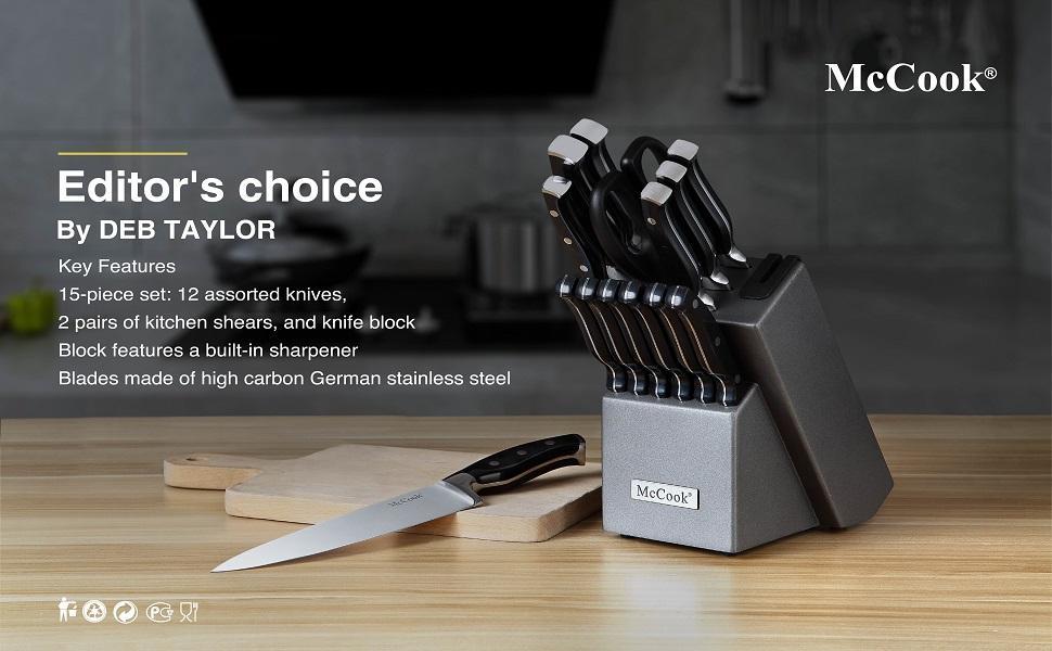 MC25A knife sets
