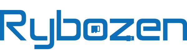 Rybozen Wireless TV Headphones with Transmitter Dock