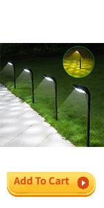solar pathway lights