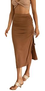 SK621 Maxi skirt