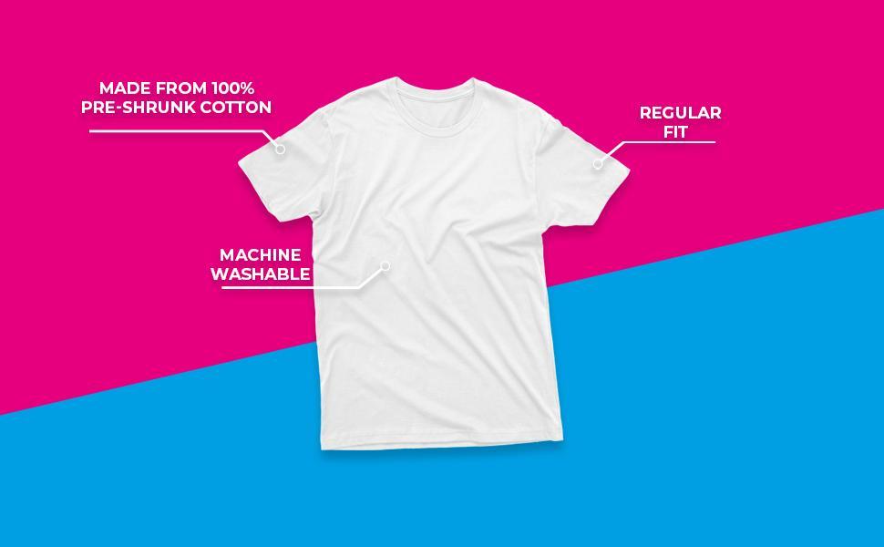 Mens T-Shirt A+ Content Main Image