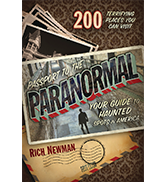 Passport to the Paranormal, by Rich Newman