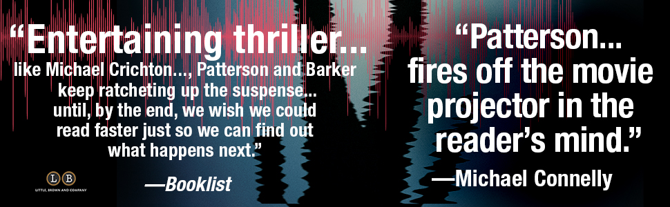 the noise, james patterson, thriller