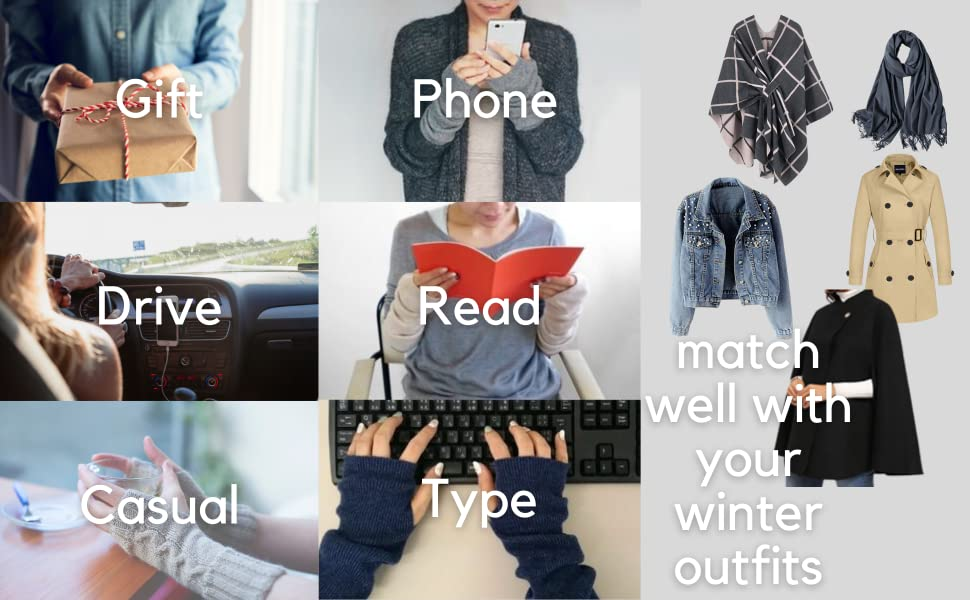 MATCH WELL WITH YOUR WINTER OUTFITS