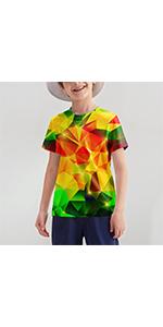 kids colorful shirts girls t shirts boys shirts kids shirts youth shirt graphic tees