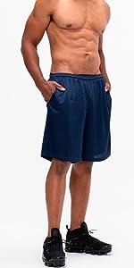 Devops Mesh Athletic Shorts