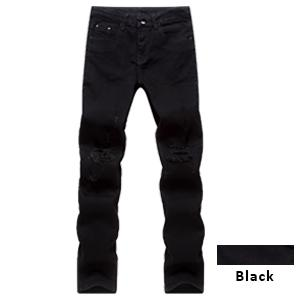 Mens Slim Fit Colored Jeans Pants Casual Super Stretch Straight Leg Cotton Super Comfy 5 Pocket Jean