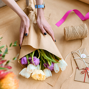 decorate packing