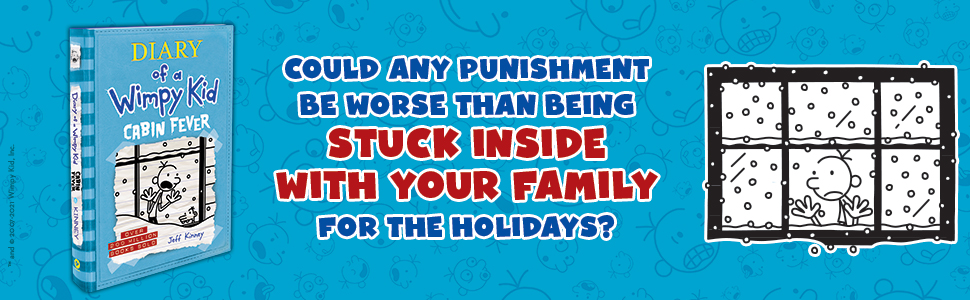 Could any punishment be worse than being stuck inside with your family for the holidays?