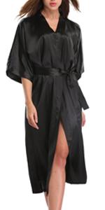 womens long robe