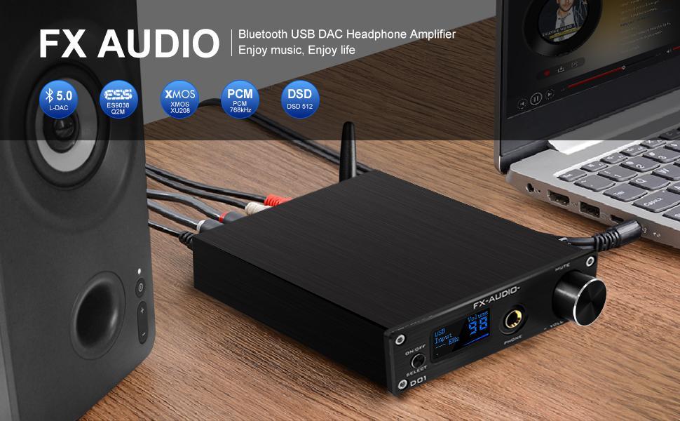 Bluetooth USB DAC