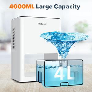 4000ML water tank