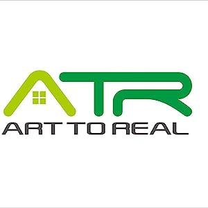 ATR ART TO REAL