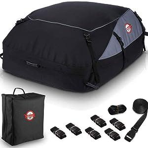 Car Roof Bag Cargo Carrier