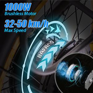 1000W Brushless Motor