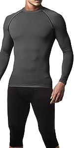 Compression Round Neck Shirts