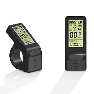 Speedmeter Display (LCD4)
