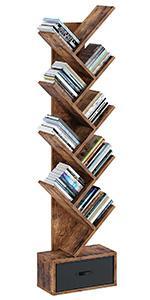 tree bookcase