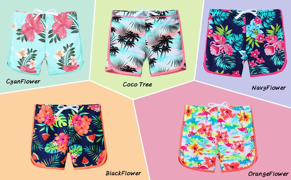 Girls Swimsuit Two Piece Tankini UPF 50+