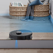 robot vacuum with mapping