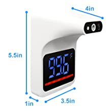 Thermometer Size