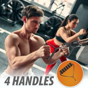 4 handles