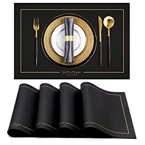 table mats set of 4