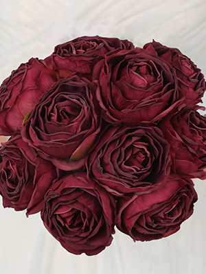 roses artificial flowers