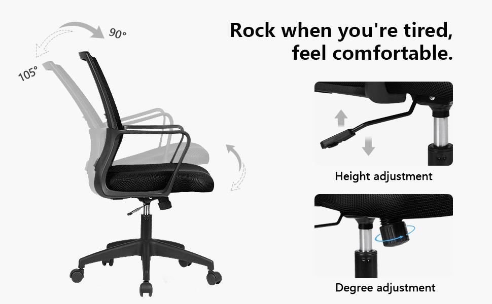 Tilting Function office chair