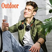 personal neck fans-outdoor