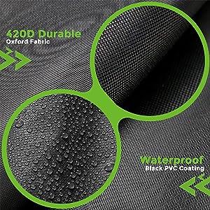 garden furniture covers waterproof rectangular