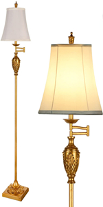 Traditional LED Floor Lamp