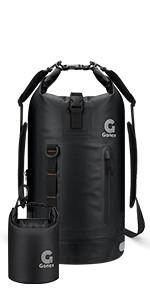 Gonex waterproof dry backpack