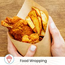 food wrapping