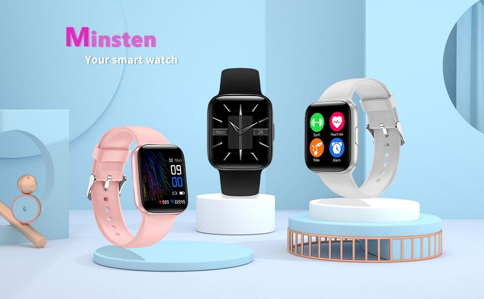 Smart Watch  Activity Fitness Tracker