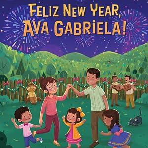 Feliz New Year Ava Gabreiela!